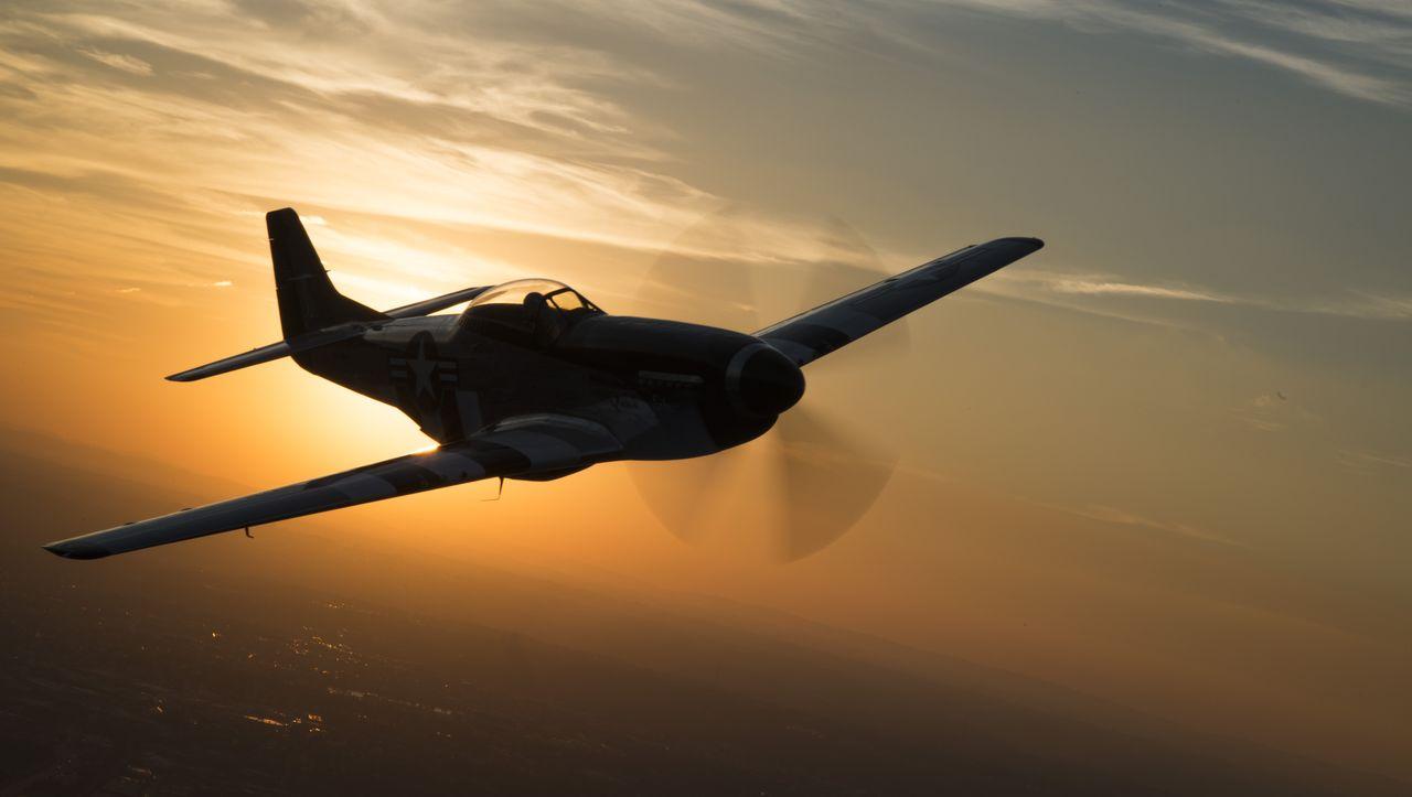 P-51-USAF